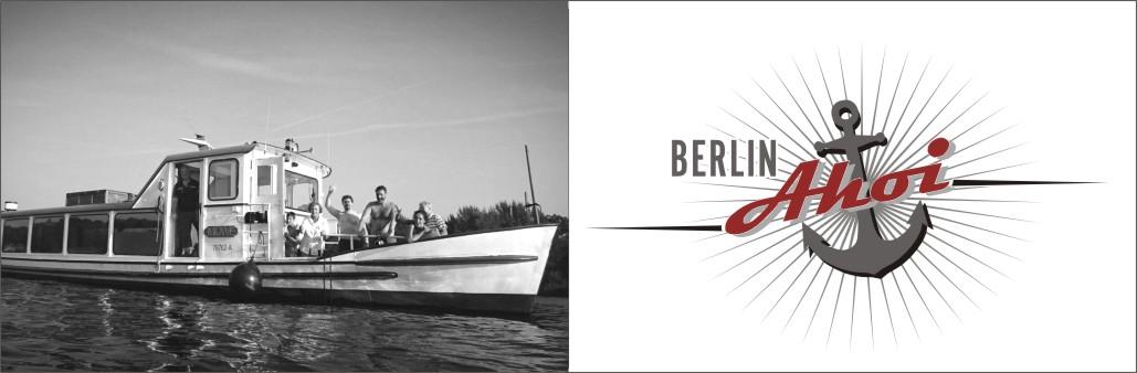 Visitenkarten 1 Schiff Charter Berlin